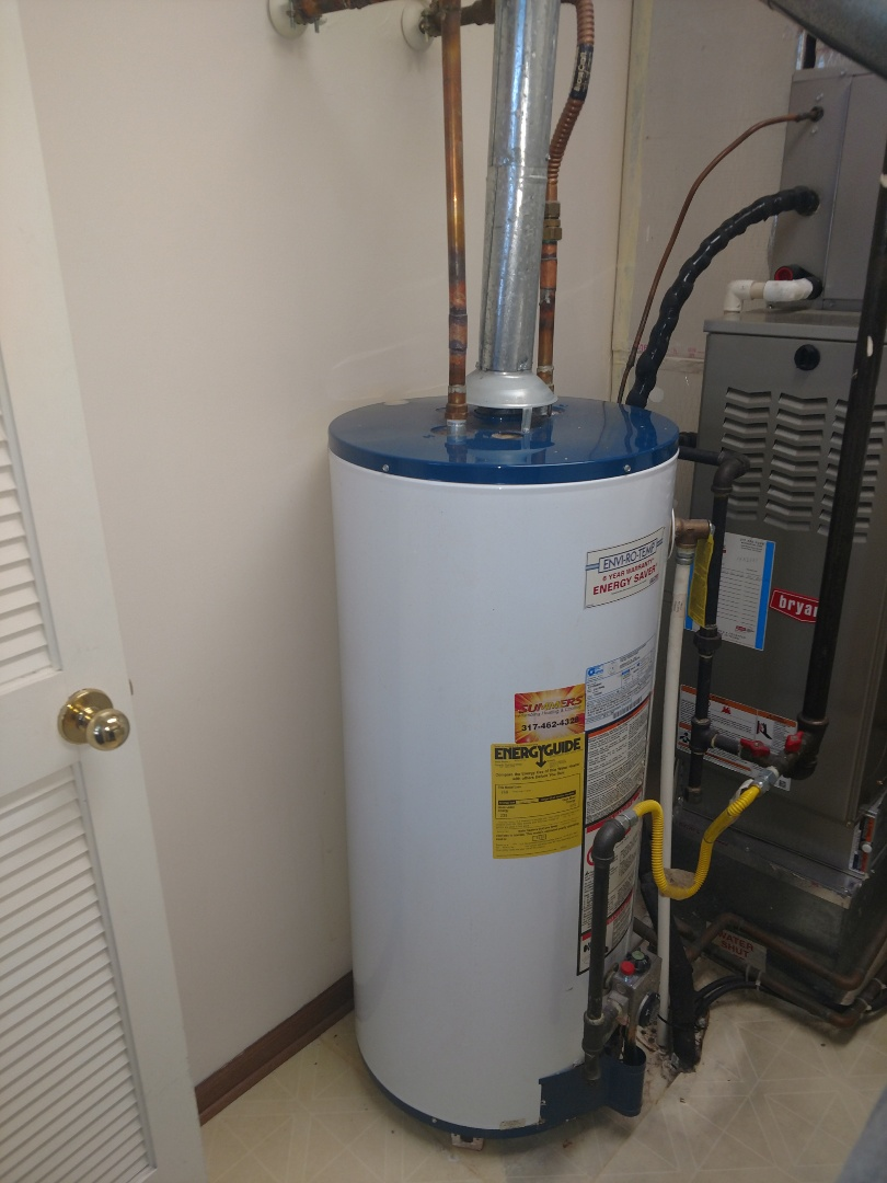 Knightstown, IN - Water heater need replaced