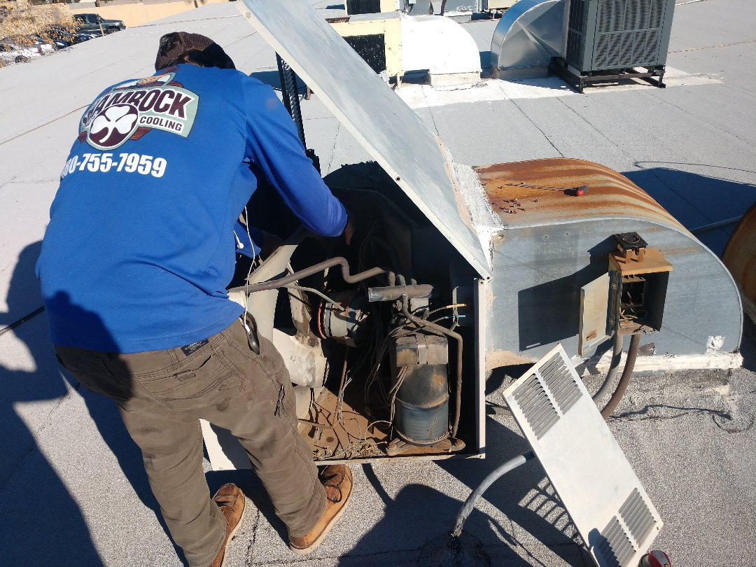 Scottsdale, AZ - Heating Repair on trane package heatpump