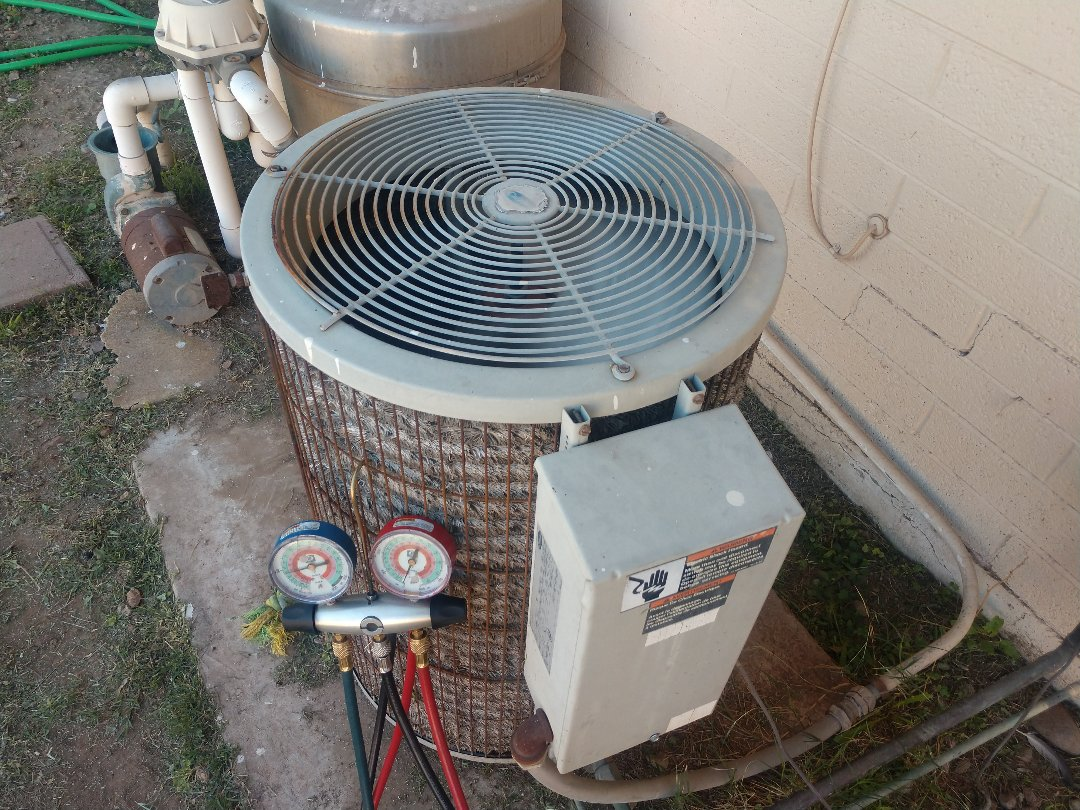 Phoenix, AZ - Cooling Repair. Performed ac Repair on carrier air conditioning unit