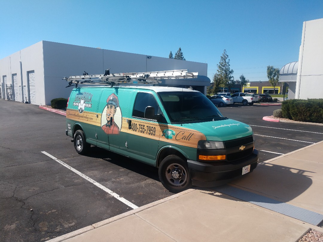 Tempe, AZ - Ac service call. Performed air conditioning repair on Trane heat pump
