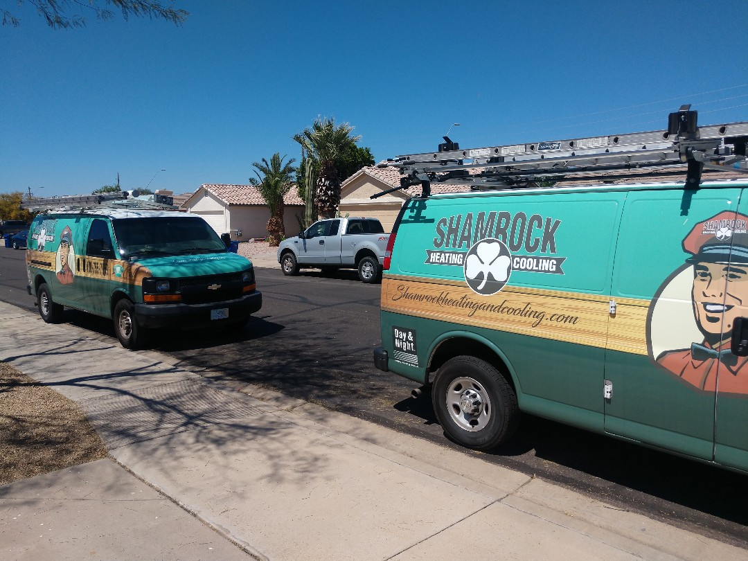 Mesa, AZ - Ac Installation. Installed day & night air conditioning unit