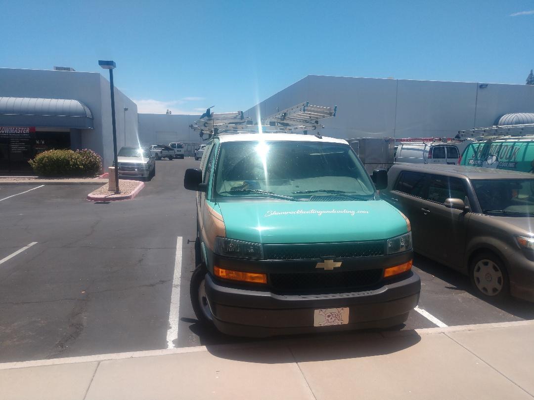 Tempe, AZ - Ac Repair. Performed air conditioning Repair on Goodman package heat pump