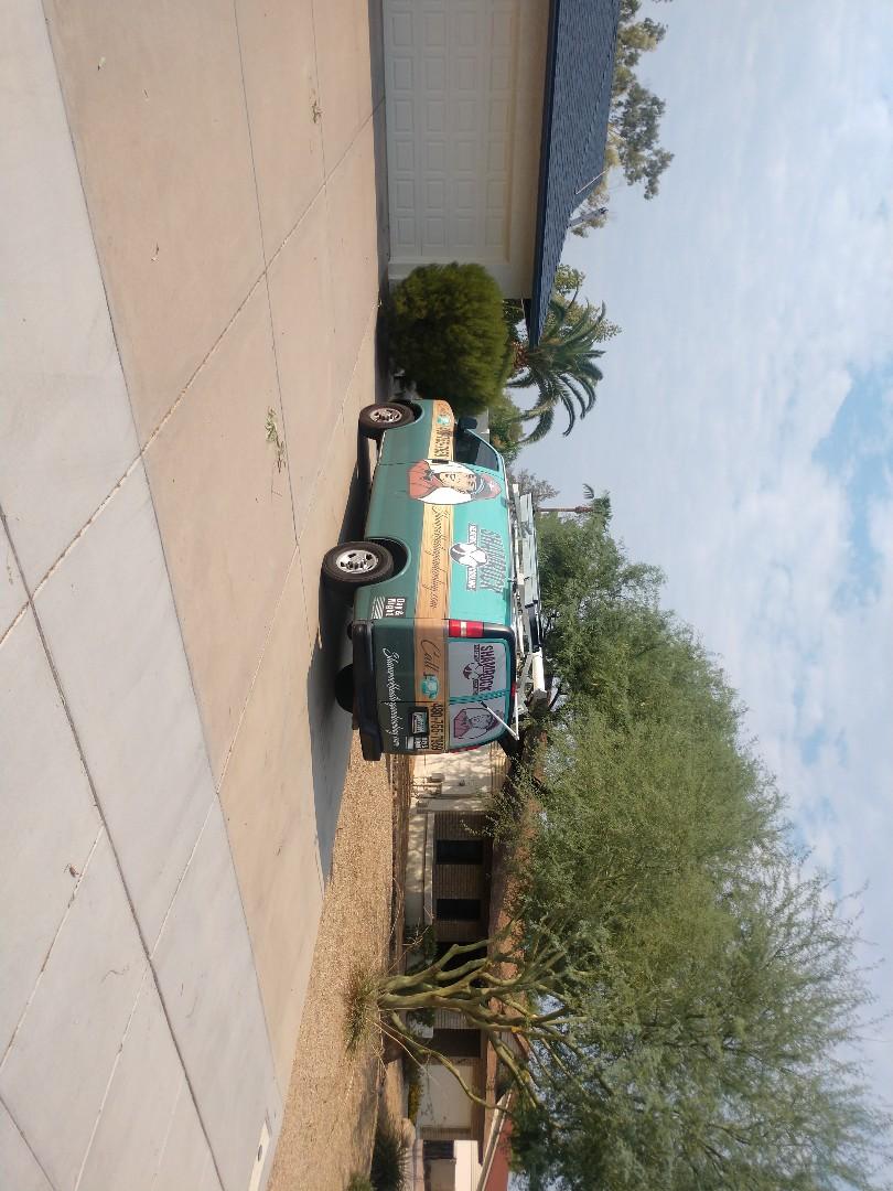 Chandler, AZ - Ac Repair. Performed air conditioning Repair on Trane package heat pump