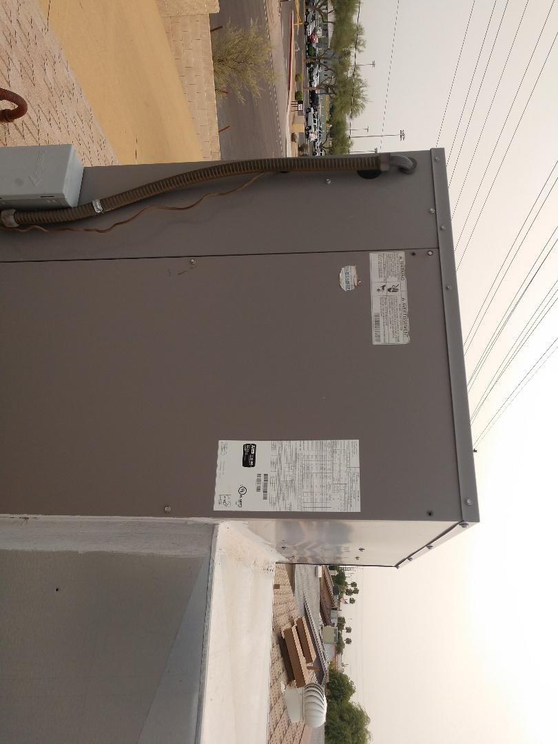 Tempe, AZ - Ac Repair. Performed air conditioning Repair on carrier heat pump