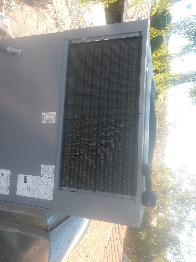 Tempe, AZ - Heating tune up. Performed heating maintenance on day & night heat pump