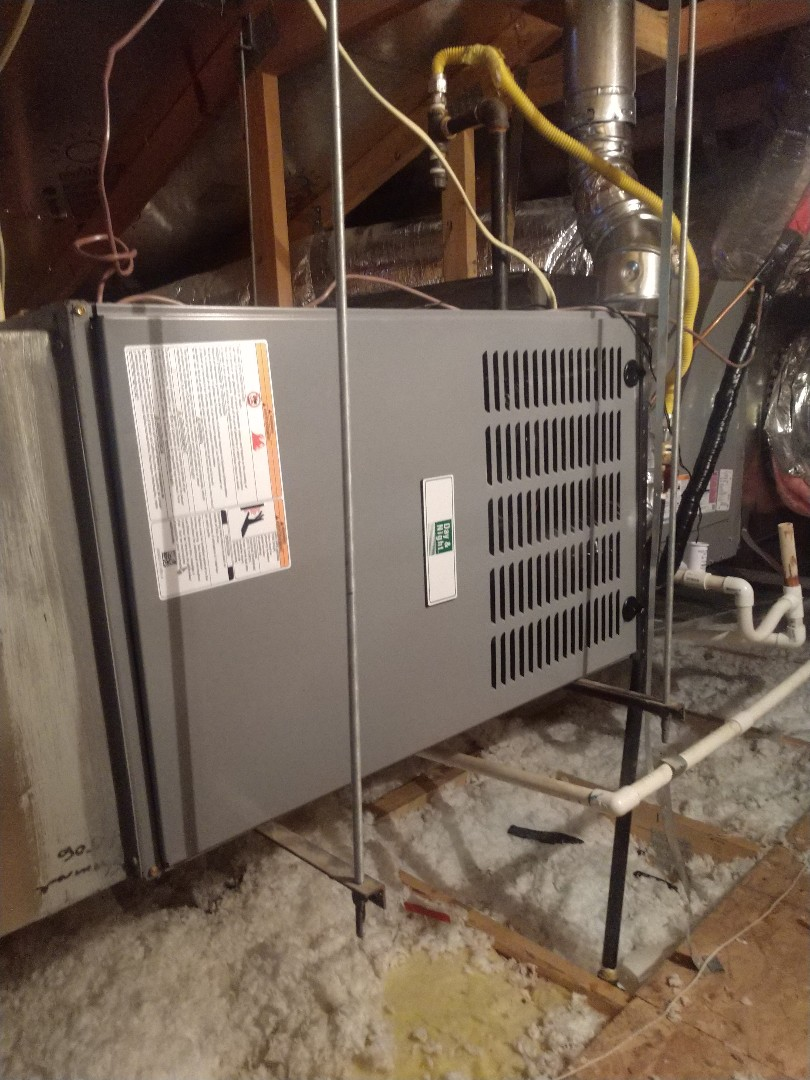 Surprise, AZ - Furnace installation. Installed day & Night furnace