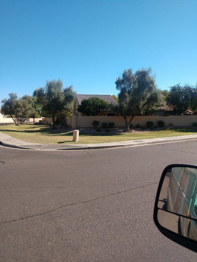 Tempe, AZ - Heating inspection. Performed heating tune up on day and night heat pump