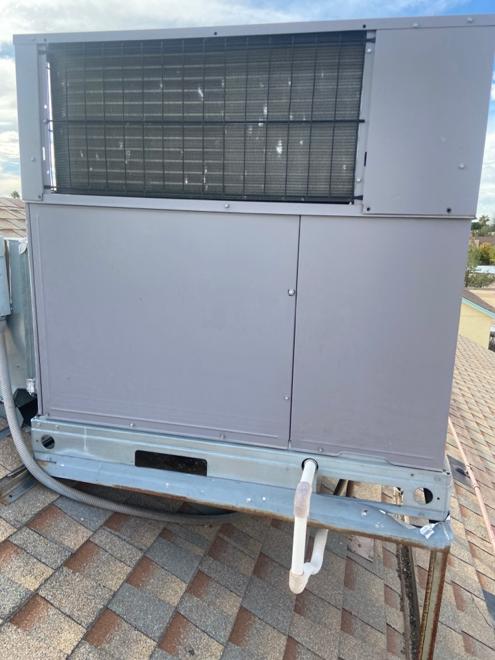 Peoria, AZ - Heating call. Heating repair on day and night heater