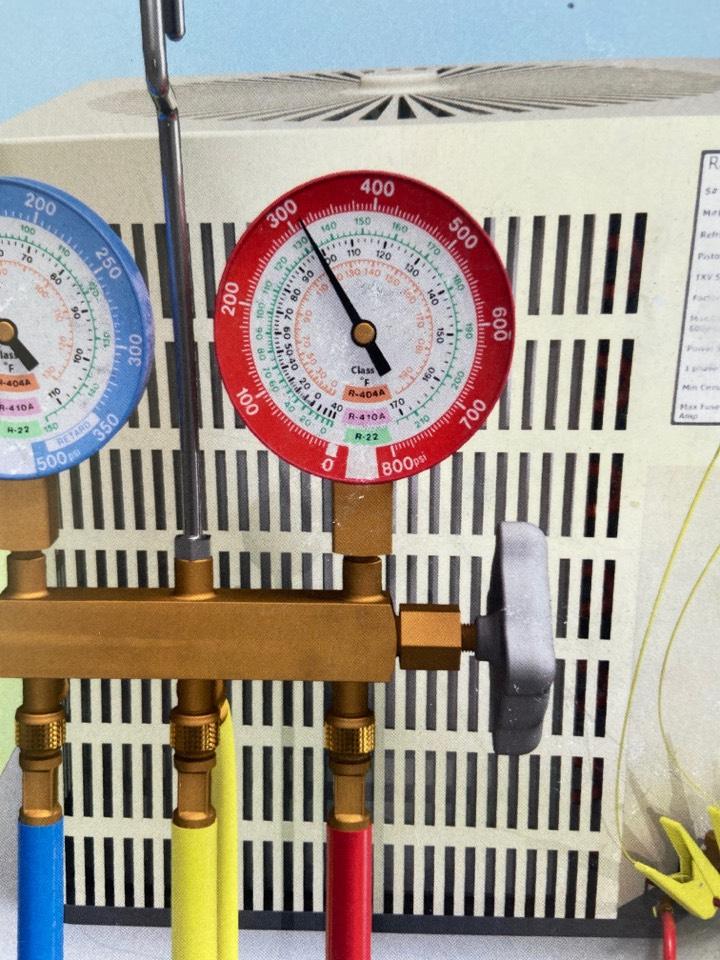 Tempe, AZ - Heating call. Heating maintenance on one trane heater