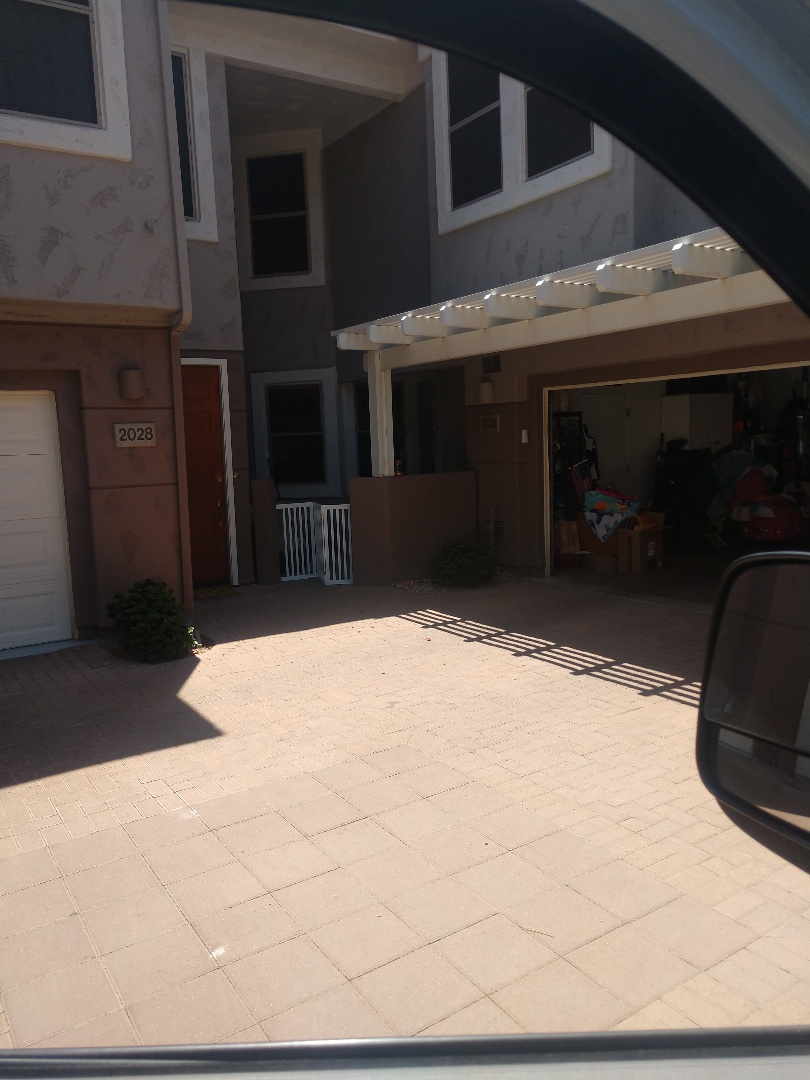 Scottsdale, AZ - Air conditioning Inspection. Performed ac tune up on day and night heat pump