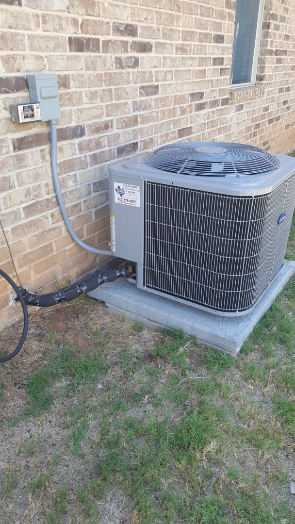 1055319 HEATING AND AIR CONDITIONING TOLAR TX