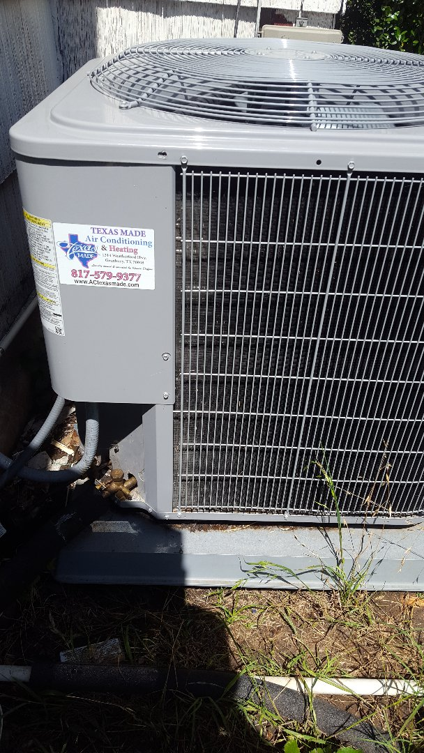 1078202 HEATING AND AIR CONDITIONING TOLAR TX