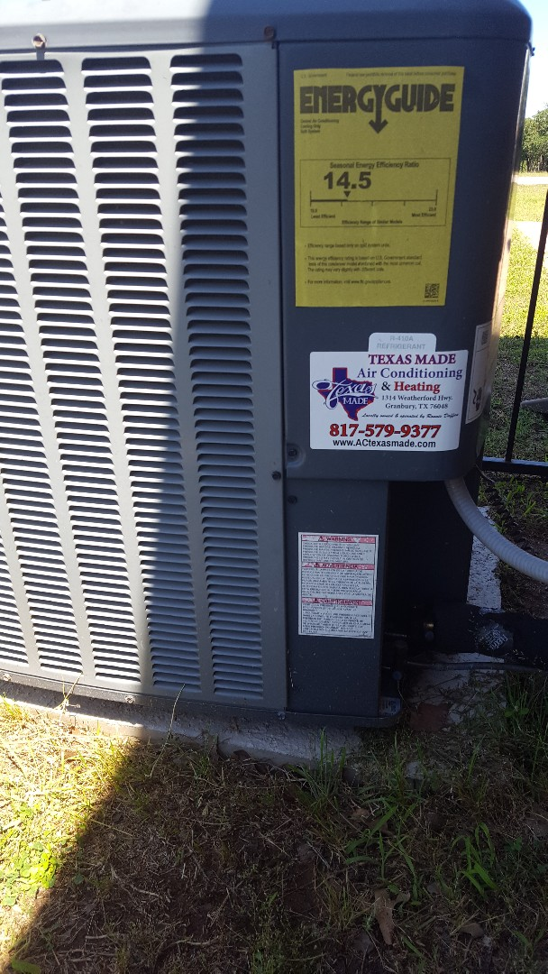 1083352 HEATING AND AIR CONDITIONING LIPAN TX