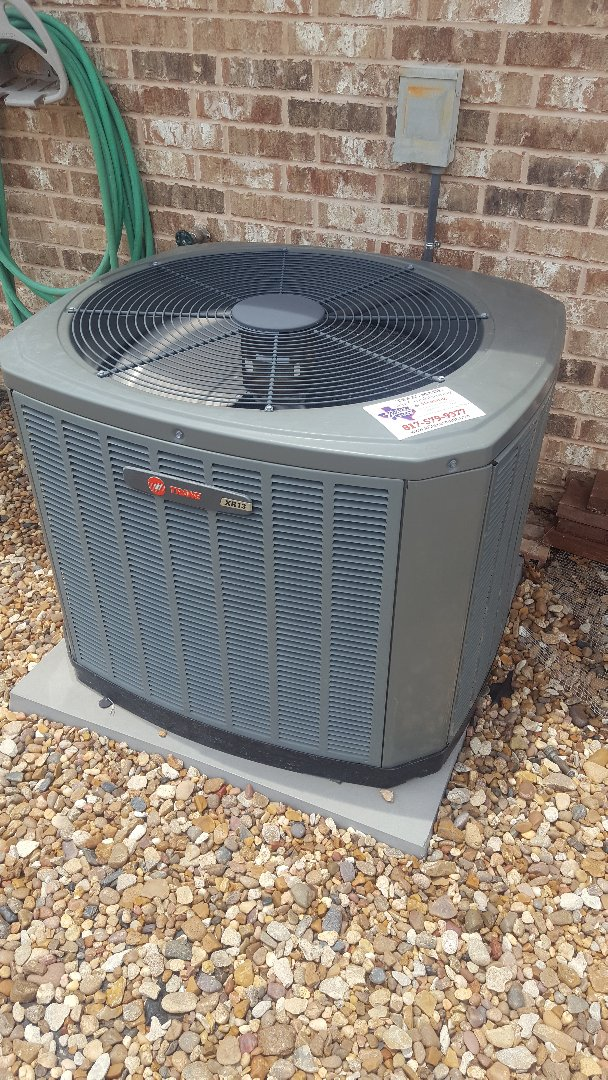 Diagnosing a system that is not cooling in Granbury texas