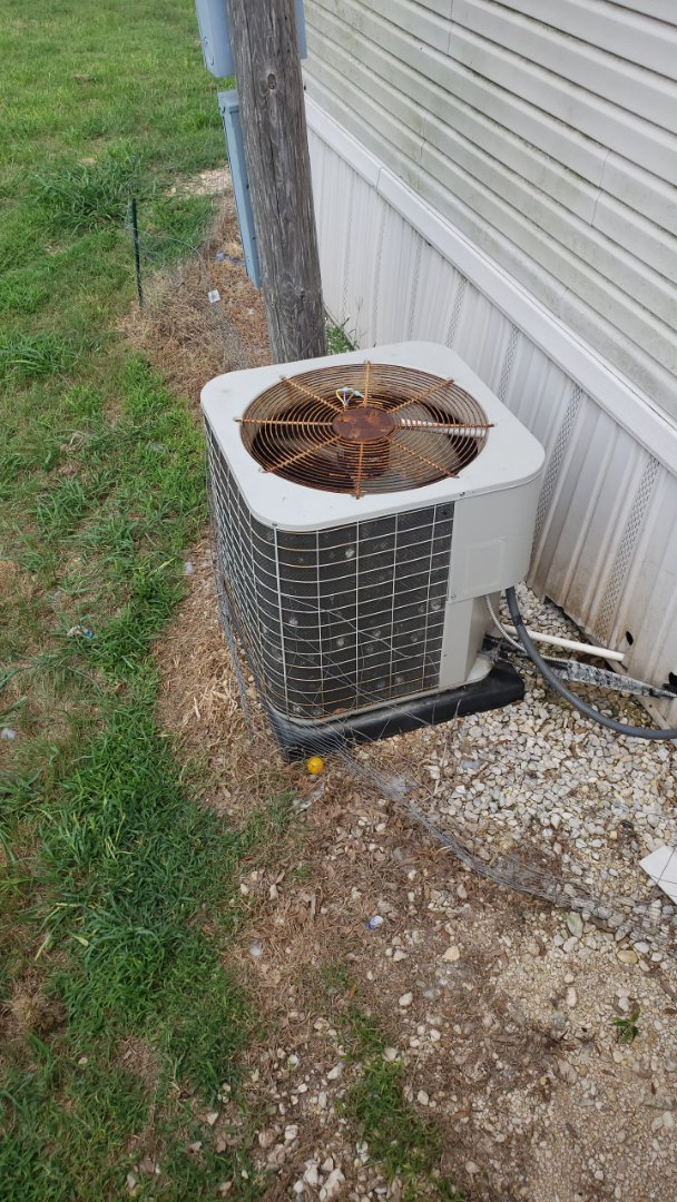 1109011 HEATING AND AIR CONDITIONING WALNUT SPRINGS, TX