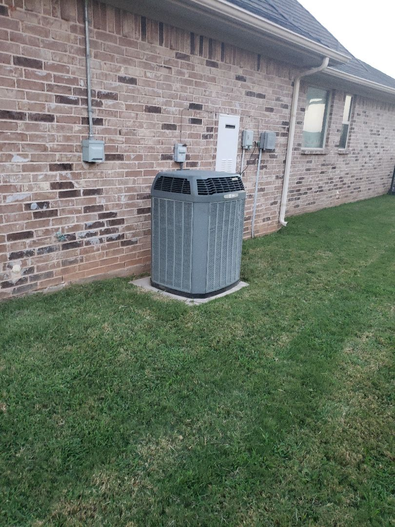 Air conditioning system not cooling
