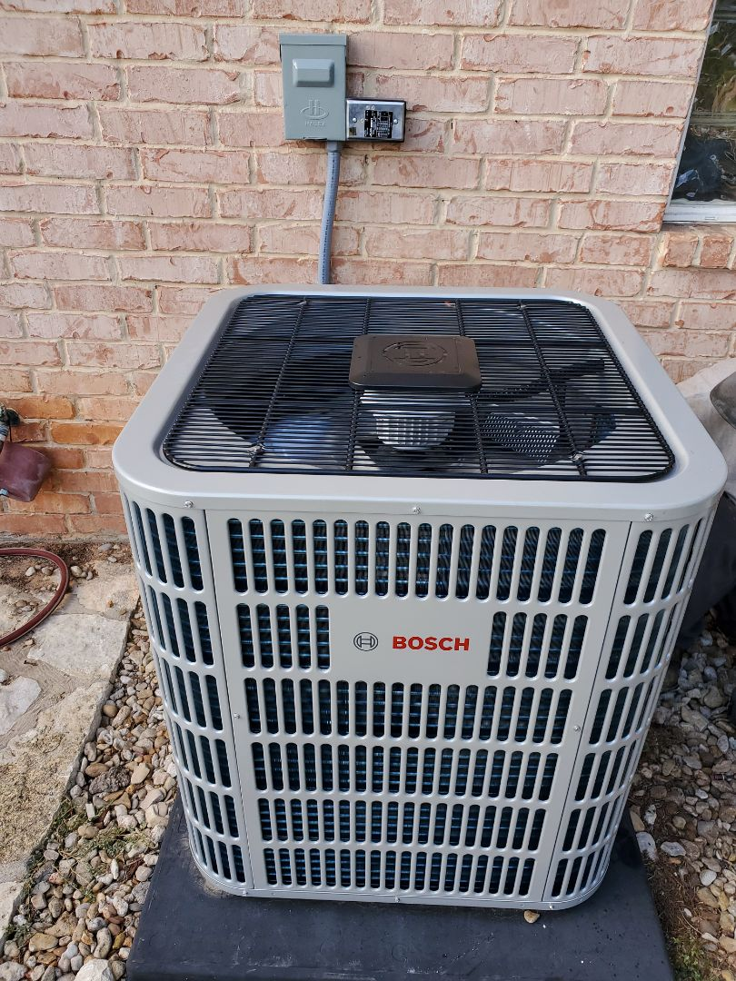 1181568 HEATING AND AIR CONDITIONING Glen Rose, TX