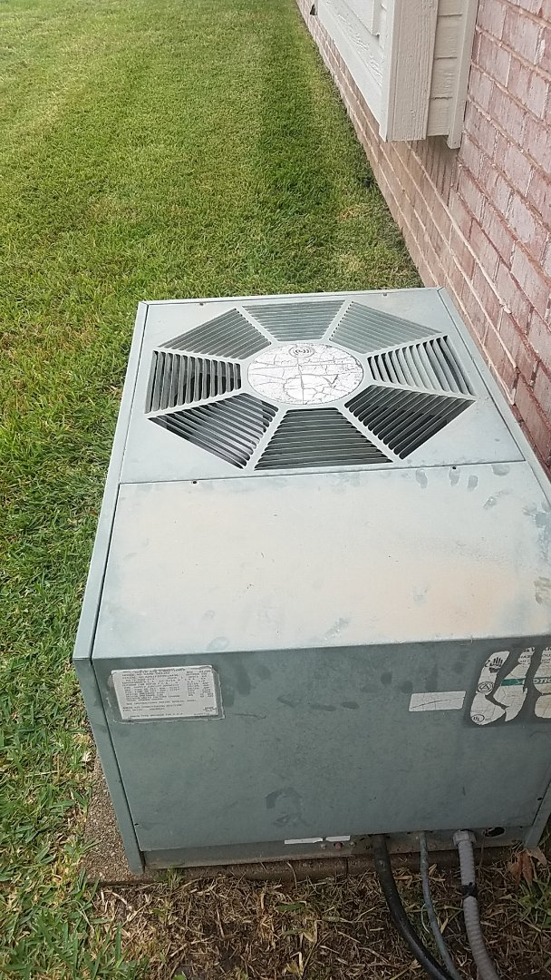 1190593 HEATING AND AIR CONDITIONING GRANBURY TX