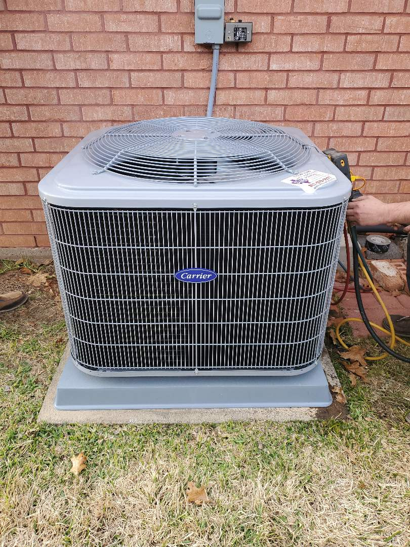 1251679 HEATING AND AIR CONDITIONING GRANBURY TX