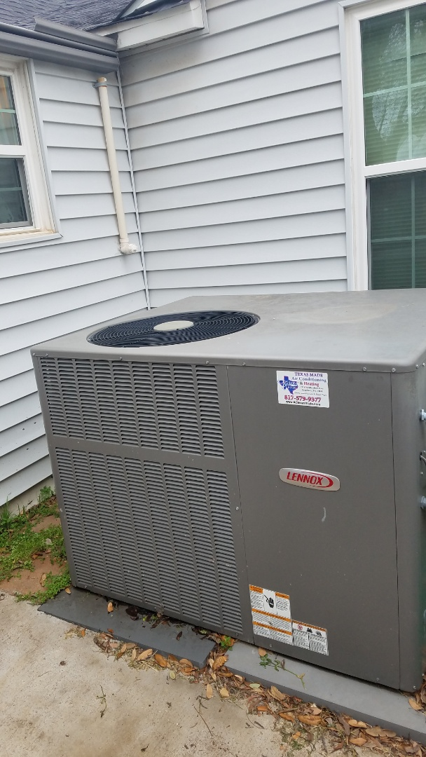 HEATING AND AIR CONDITIONING GRANBURY TX