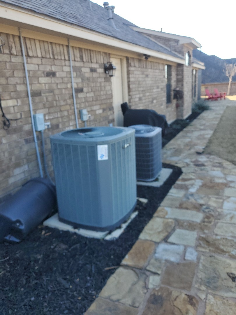 1277786 HEATING AND AIR CONDITIONING GRANBURY TX