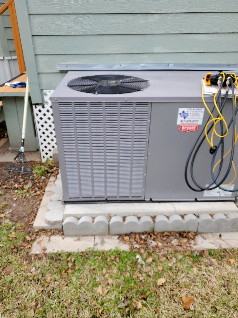 1278219 HEATING AND AIR CONDITIONING GRANBURY TX