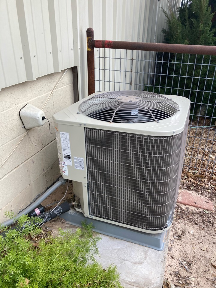 Maintenance and repair on a Trane, Payne and Goodman heat pump systems.