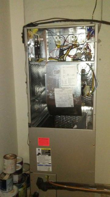 Performed VIP maintenance check on a newly installed system for a family in Pecan Plantation.