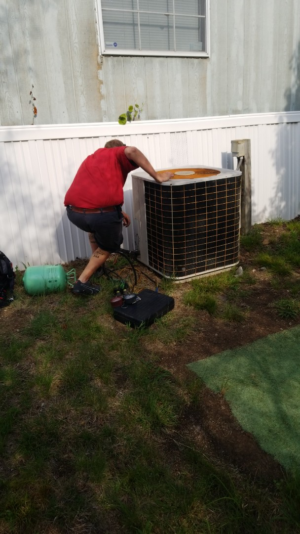 794713 HEATING AND AIR CONDITIONING CRESSON TX