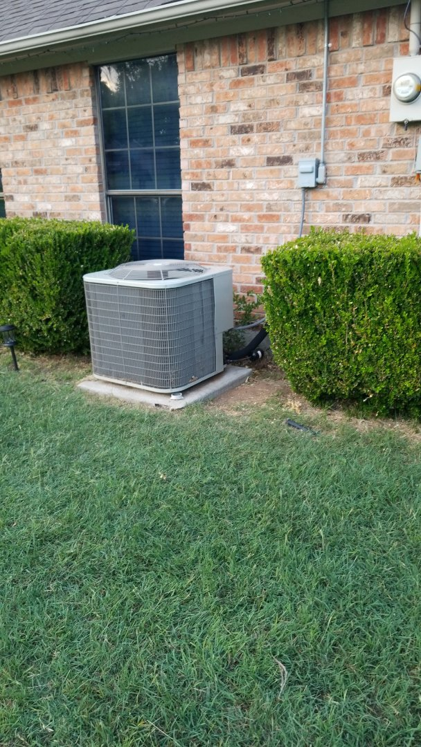 Air conditioning not running , not cooling