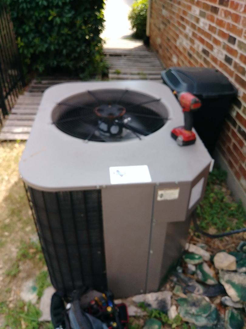 816066 HEATING AND AIR CONDITIONING Glen Rose, TX