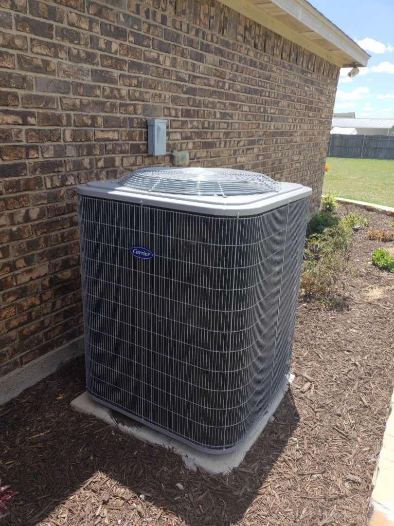 822092 HEATING AND AIR CONDITIONING Willow Park, TX