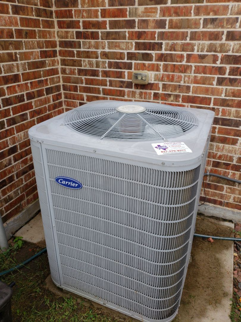 822974 HEATING AND AIR CONDITIONING ALEDO TX