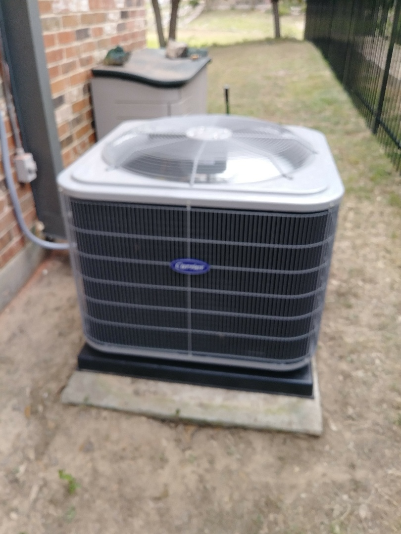 825005 HEATING AND AIR CONDITIONING Glen Rose, TX