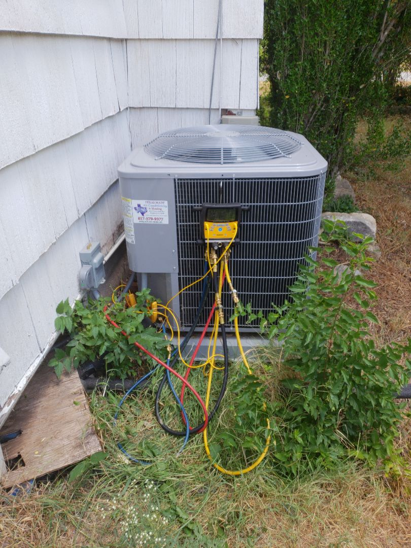 842117 HEATING AND AIR CONDITIONING TOLAR TX