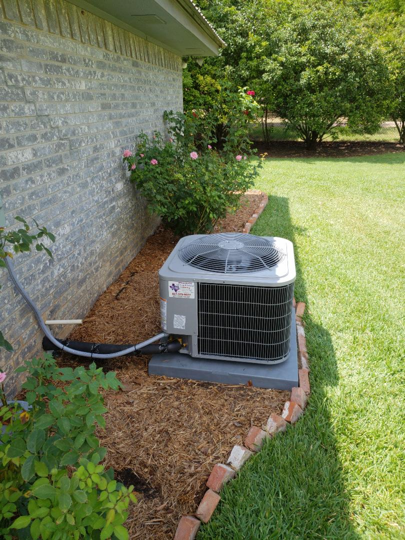854747 HEATING AND AIR CONDITIONING Iredell, TX