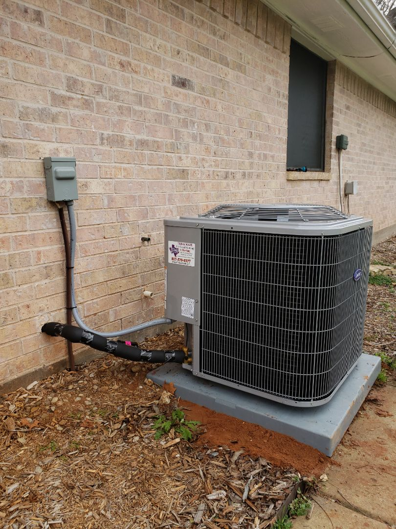 982706 HEATING AND AIR CONDITIONING GRANBURY TX