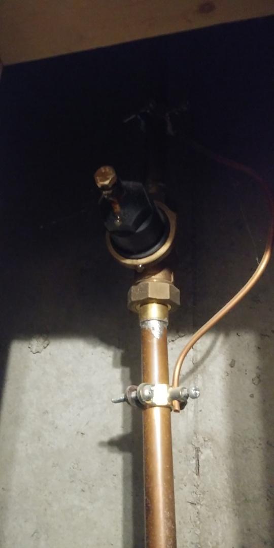 Replace Pressure Regulator