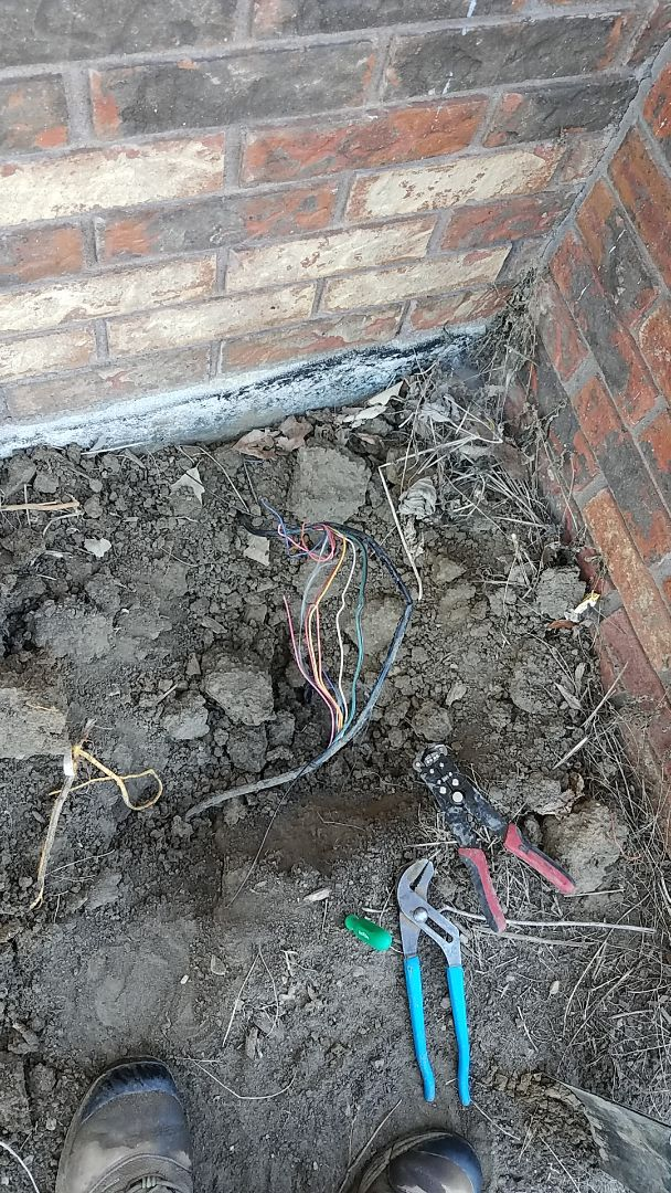Omaha, NE - Wiring issue