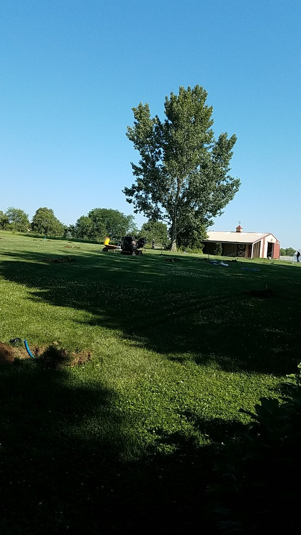 Omaha, NE - Adding zones to an existing irrigation system.