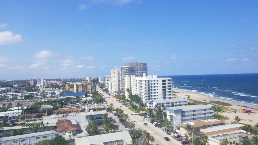 Pompano Beach, FL - Ph high ending the captain painter