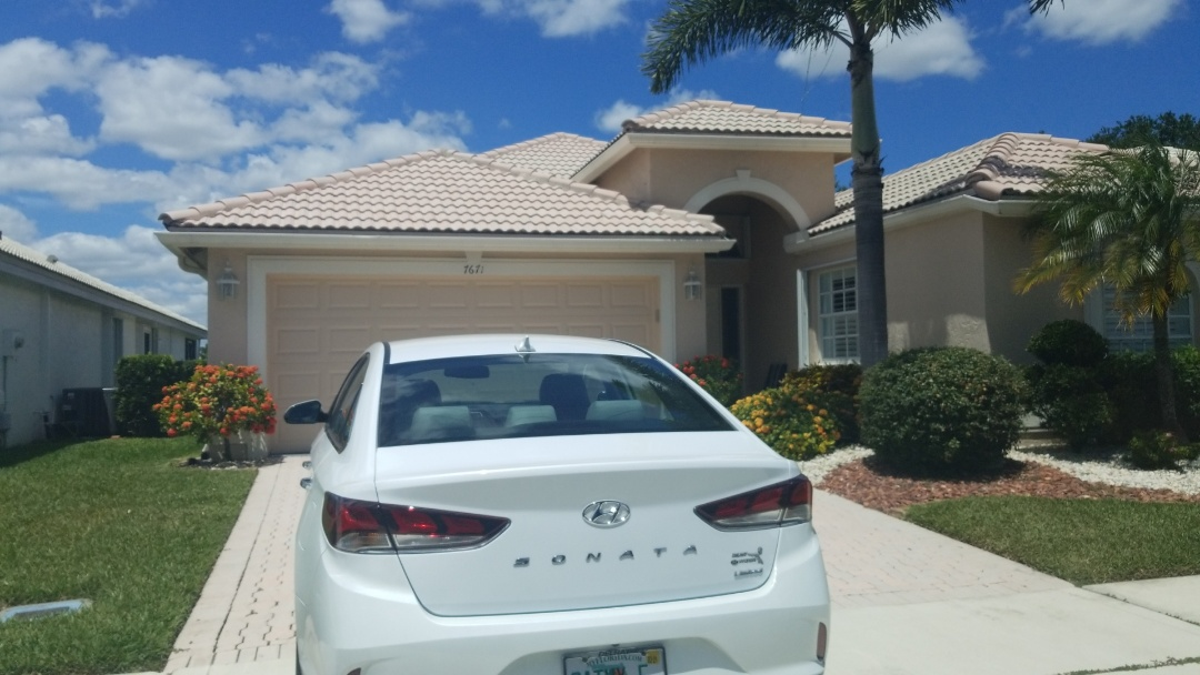 Delray Beach, FL - Residential estimate only the best the captain painter