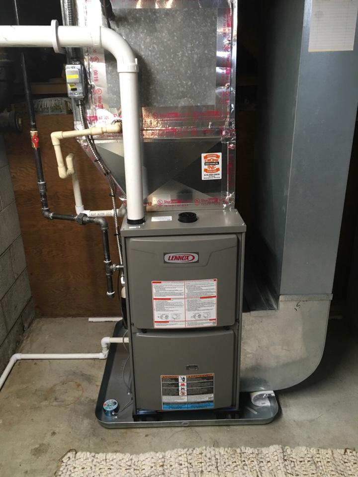 Cedar Springs, MI - Lennox Furnace Repair
