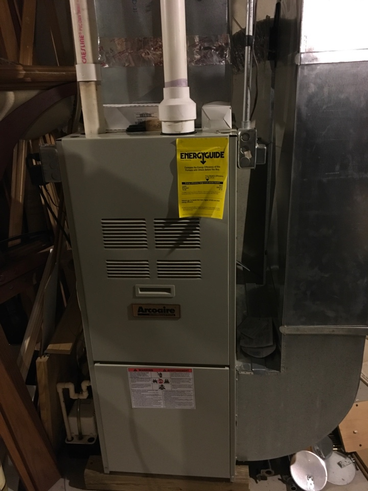 Sand Lake, MI - Arcoaire Furnace Replacement Quote