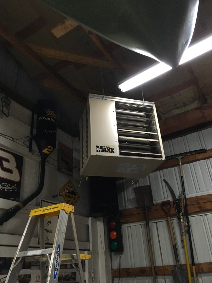 Sparta, MI - Mr Heater Furnace Repair