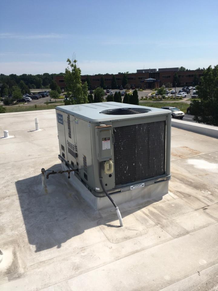 Grand Rapids, MI - American Standard Roof Top Unit Maintenance
