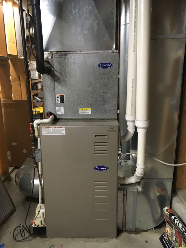 Grand Rapids, MI - Carrier Furnace Maintenance