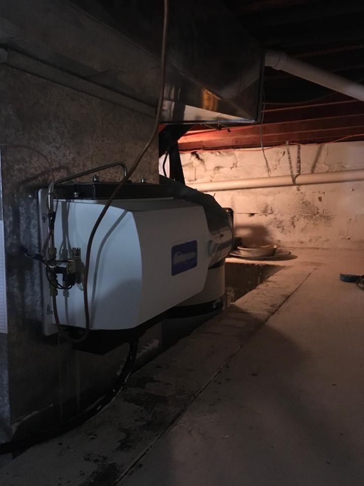 Rockford, MI - GeneralAire Humidifier Repair