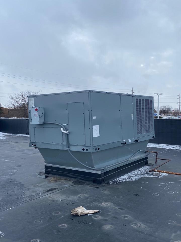 Grand Rapids, MI - Daikin Roof Top Unit Maintenance