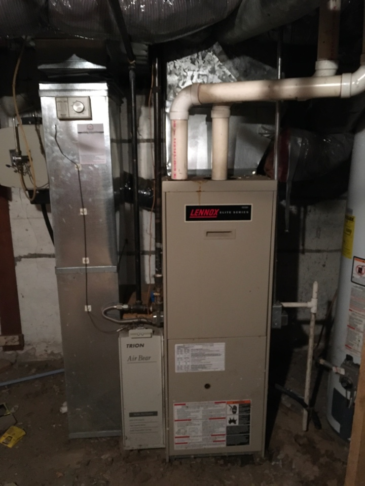Stanwood, MI - Lennox Furnace Repair